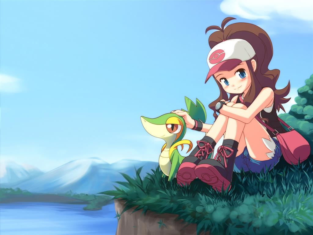 Pokemon HD & Widescreen Wallpaper 0.77792214037033
