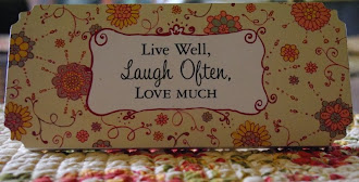 ~Live, Laugh, Love~