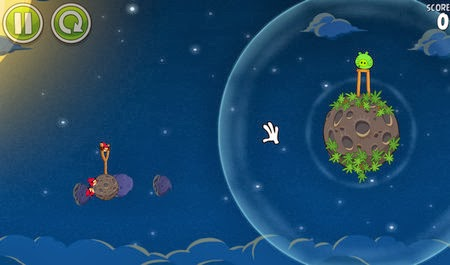 Angry Birds Space Latest 1.6.0 2013