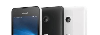 Spesifikasi Kamera Lumia 550