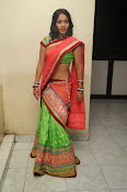 Mithra half saree photo shoot-thumbnail-11