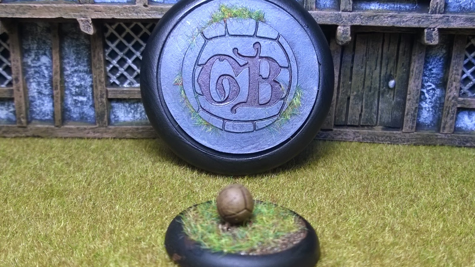 guildball goal ball guild game painted ltd ed kickstarter