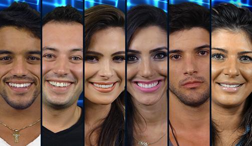 Qual candidato você quer ver na casa do Big Brother Brasil 13?