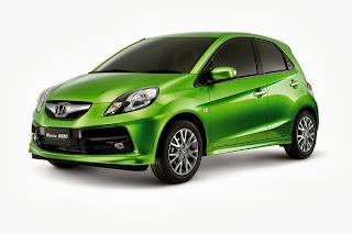 Spesifikasi dan Harga Honda Brio