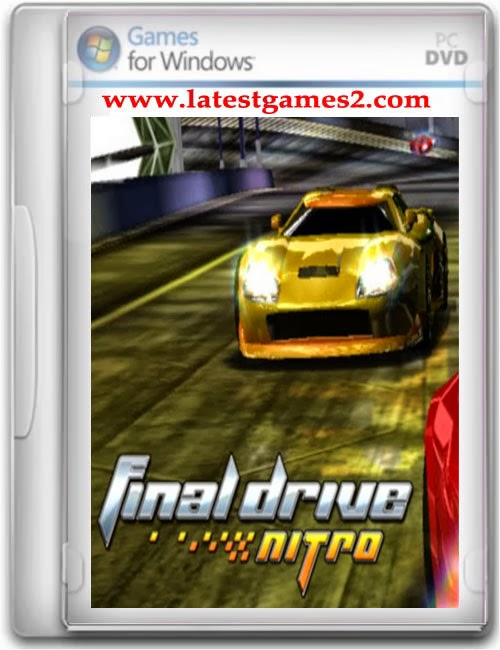 Free Download Final Drive Nitro Full Version PC Game