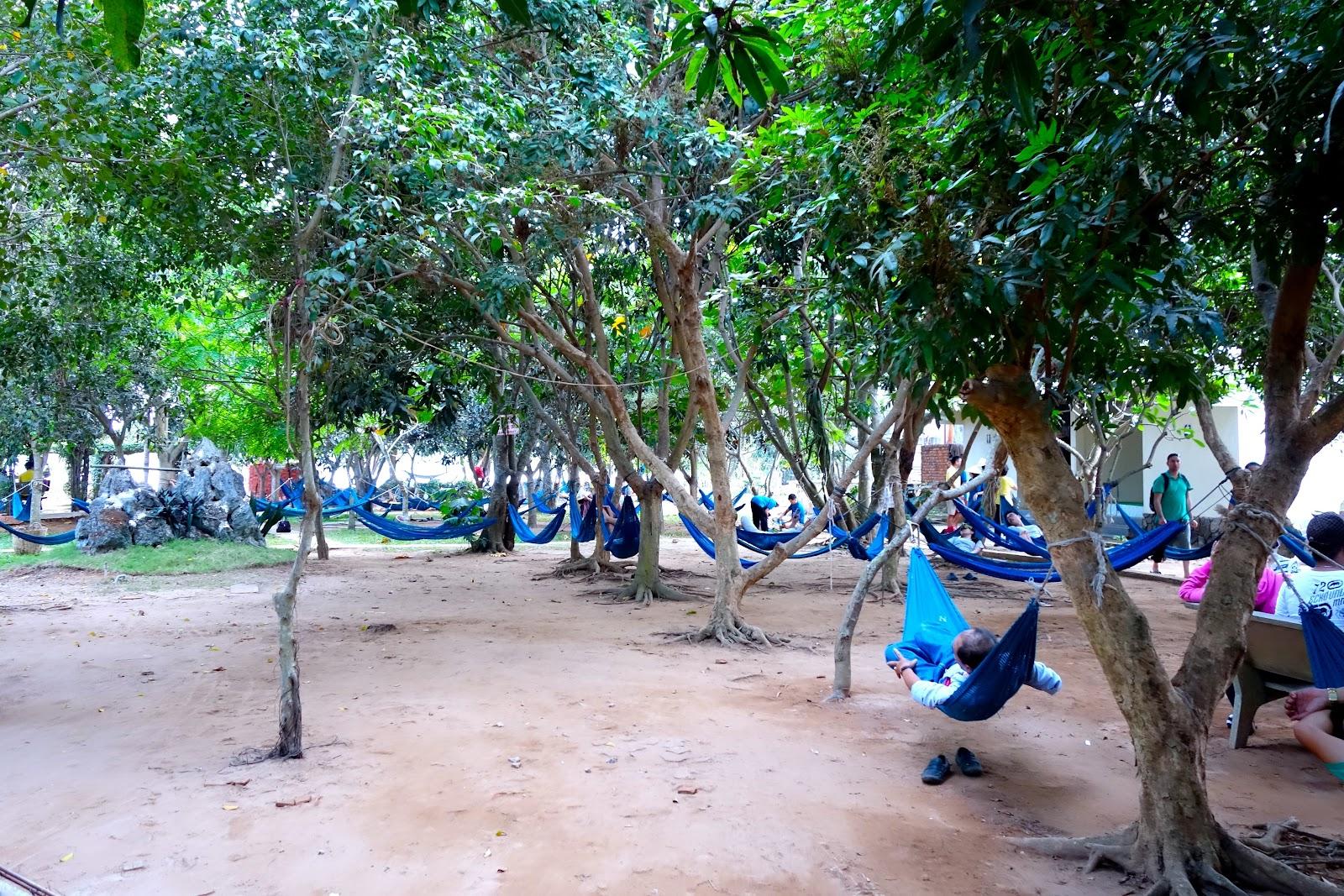 Hammock Napping in Mekong Delta Vietnam 2015