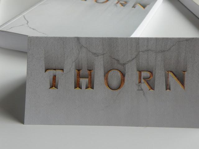 Thorn recenzja książki