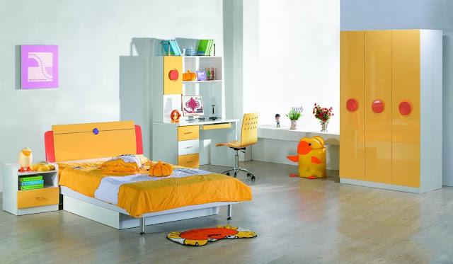 Beautiful Toddler Bedroom Furniture Design For Kids
