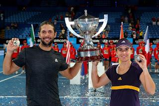 TENIS-Verdasco y Medina campeones de la Copa Hopman