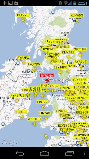 Flightradar24 Pro v3.0.1 Apk