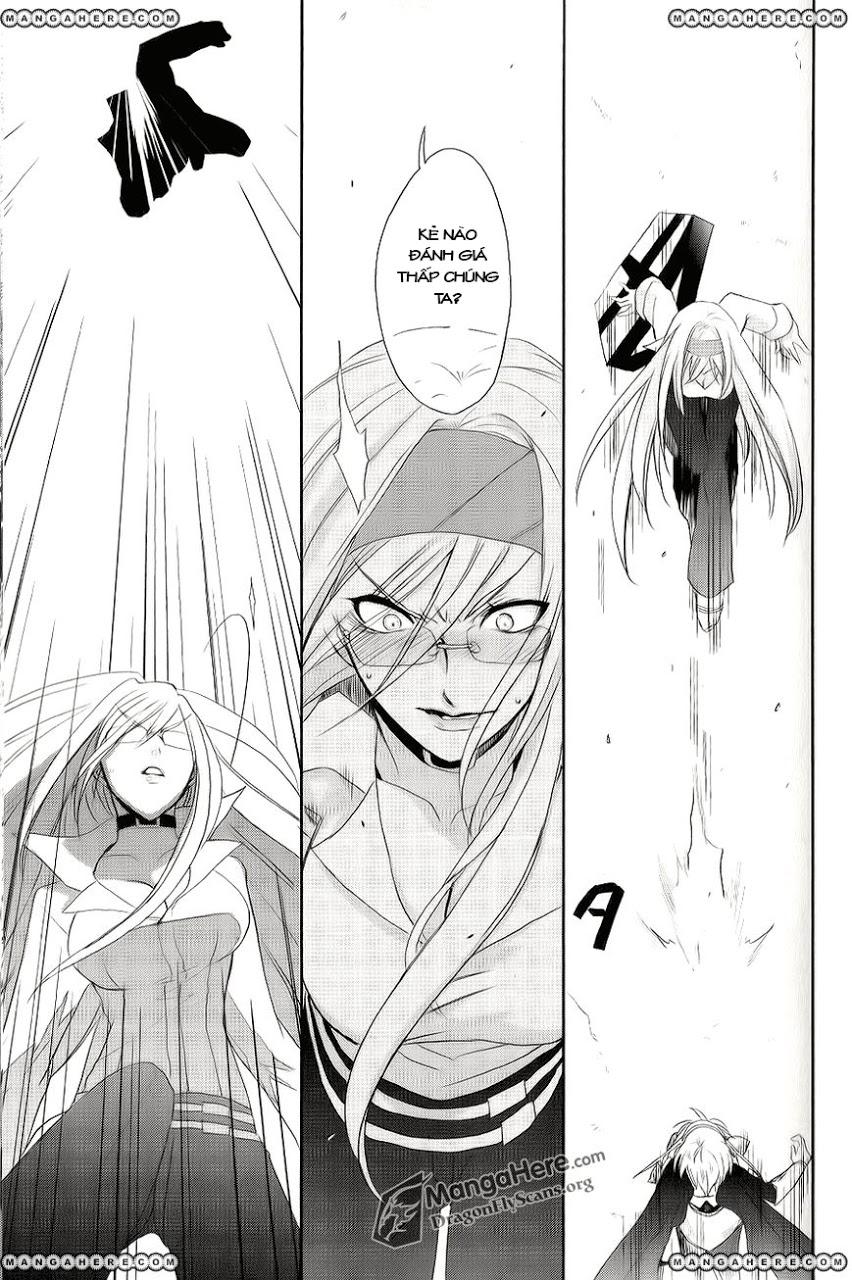 Đôi mắt của Shana chap 50 - Trang 12
