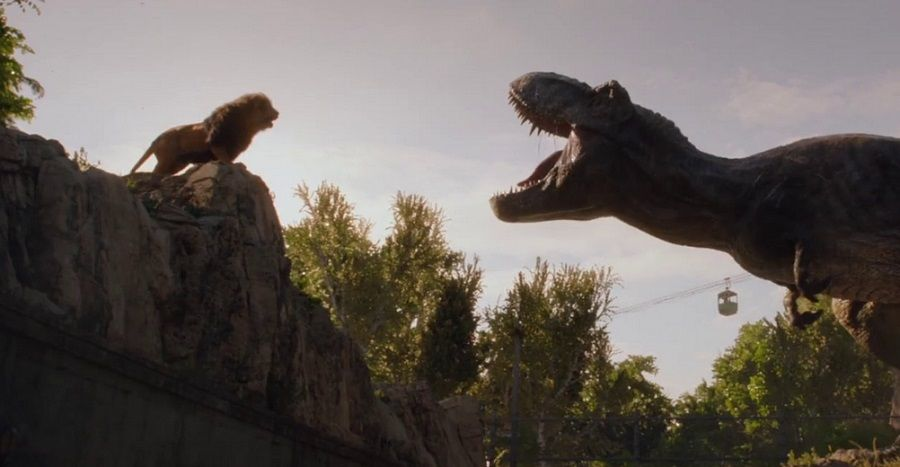 Jurassic World - Reino Ameaçado BluRay Torrent Imagem
