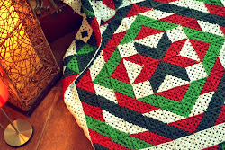 New Release: Christmas Granny Quilt