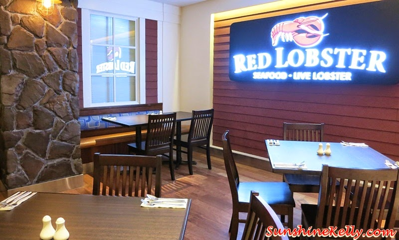 Red Lobster Malaysia, Intermark Kuala Lumpur, Red Lobster Malaysia, Intermark Kuala Lumpur, Food Review, Seafood Restaurant, American Seafood Restaurant, Biggest Seafood Chain Restaurant, fresh seafood restaurant, maine lobsters, boston lobsters, snow crab legs, snow crabs