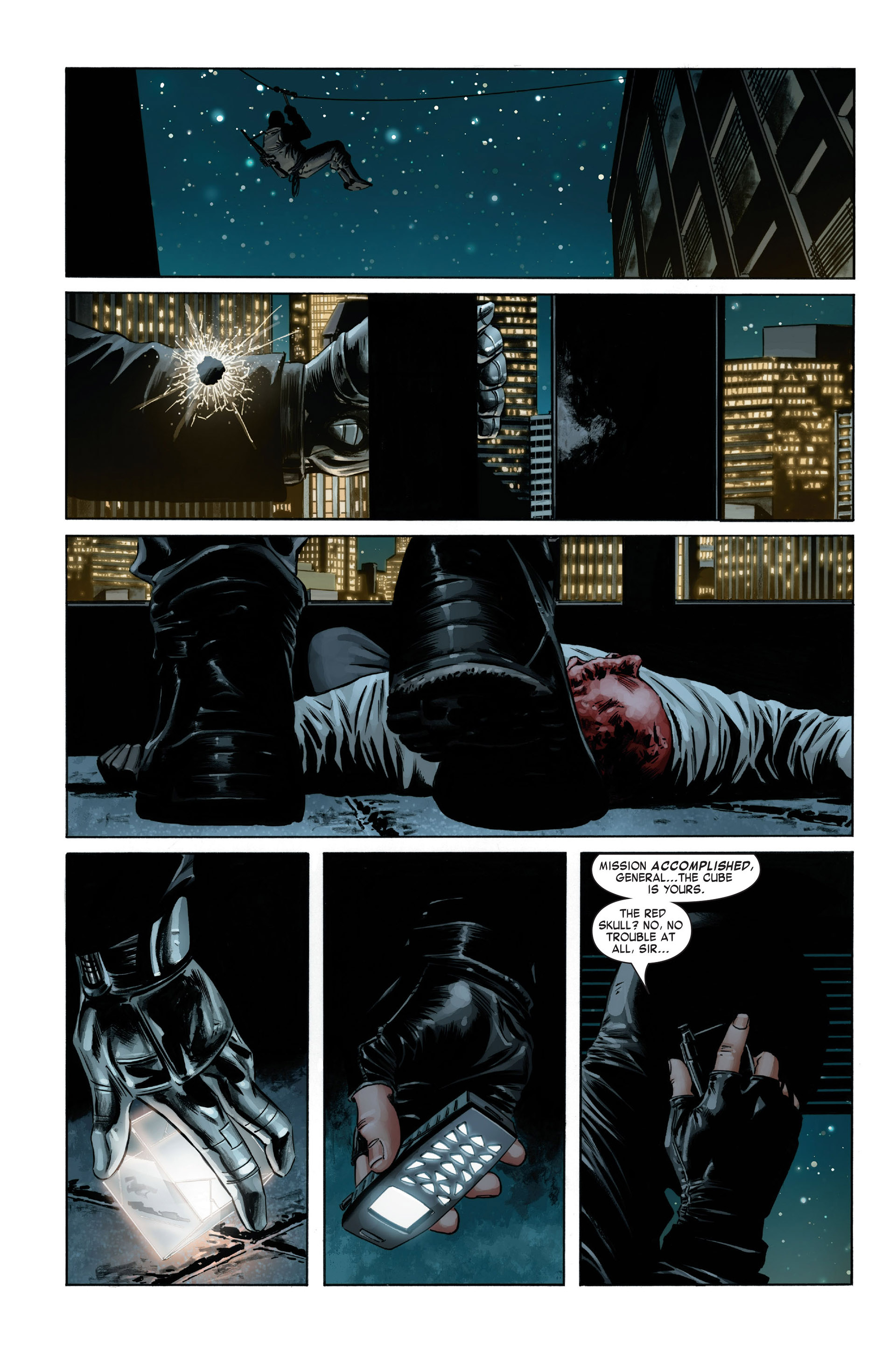 Captain America (2005) Issue #1 #1 - English 27