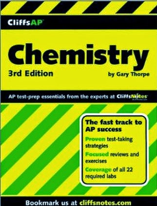 CliffsAP Chemistry-3Rd edition Free chemistry books