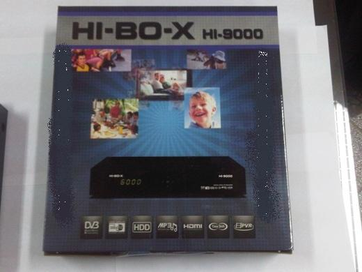Hi-box Hi-9000 Twin Tuner SD