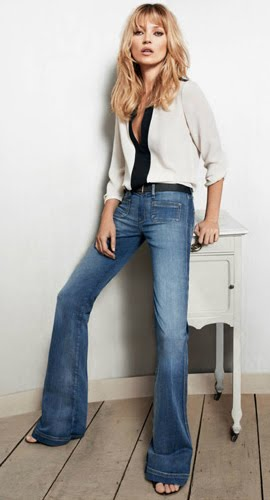 jeans mujer 2012