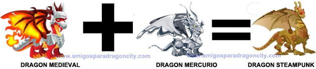 como conseguir el dragon steampunk en dragon city-3