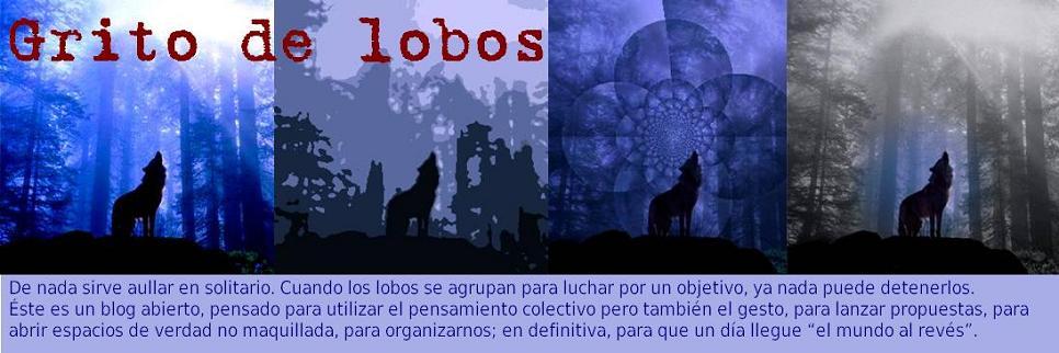 GRITO DE LOBOS