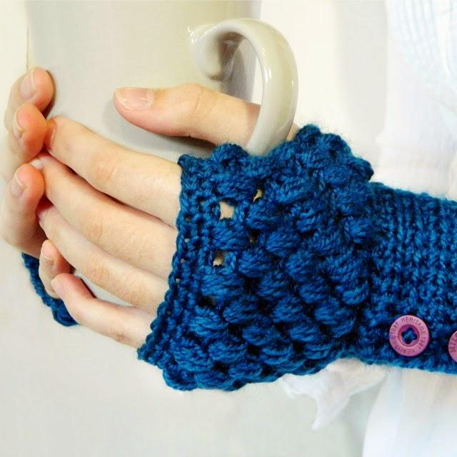 Mne Crafts Fingerless Gloves Round Up 10 Free Patterns