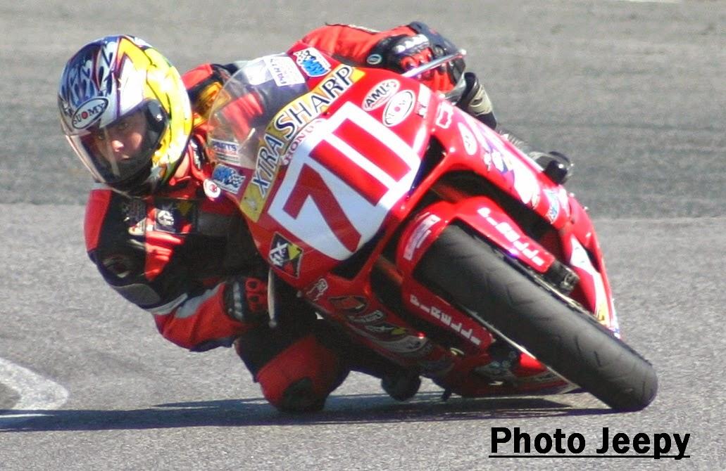 motorcycle-racer-Nadine-Lajoie
