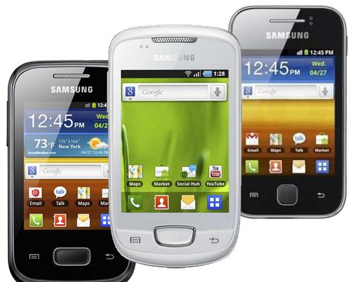 Harga HP Samsung Android Dibawah 1 Juta Terbaru