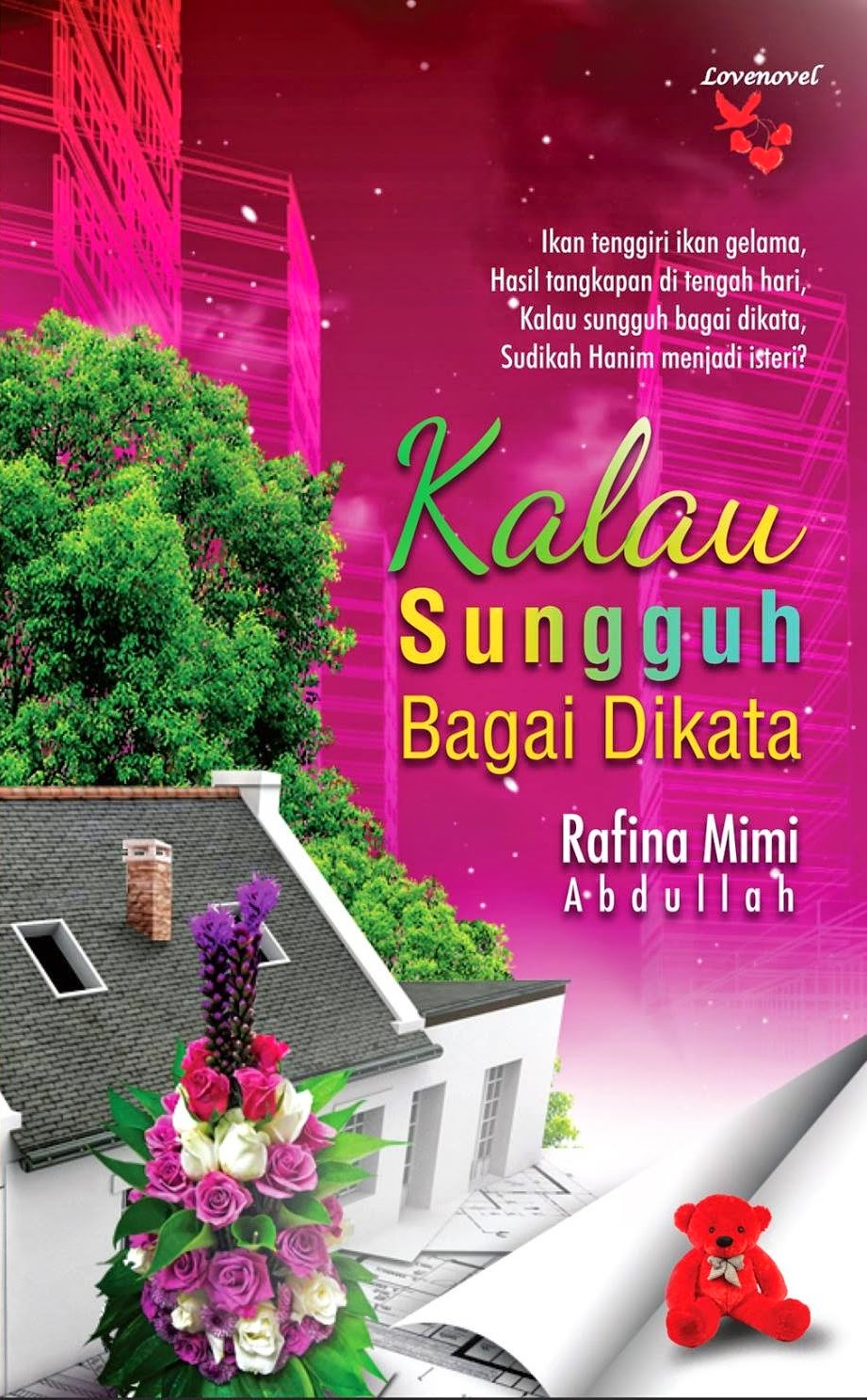 Novel Ke empat 2014