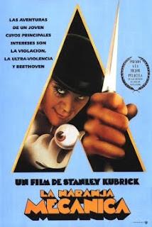 La Naranja Mecánica (A Clockwork Orange) (1971) Español Latino