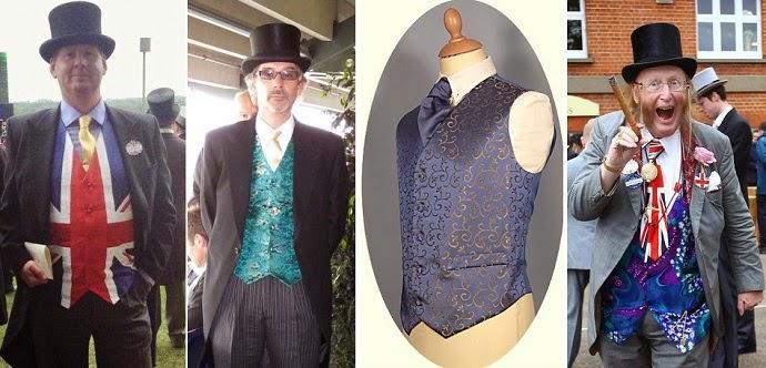 Royal Ascot Waistcoat