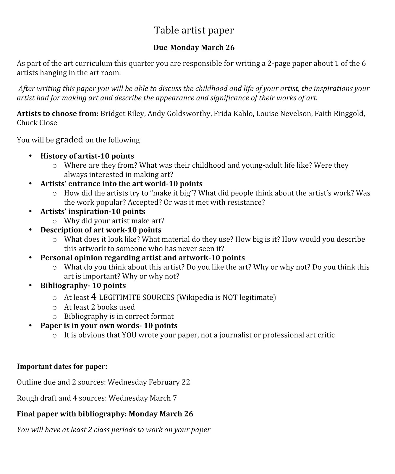 research paper topics for middle school research paper topics for middle school a z