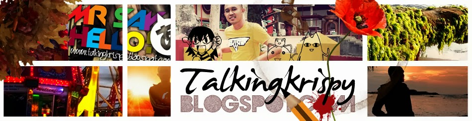 TALKINGKRISPY