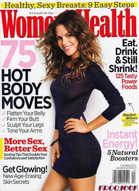 Rachel Bilson on Women's Health Magazine - Photo Gallery
