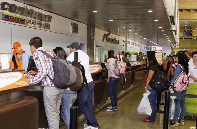 Gobierno fijará precio de boletos a tasa Sicad 2 a partir del próximo 1° de julio