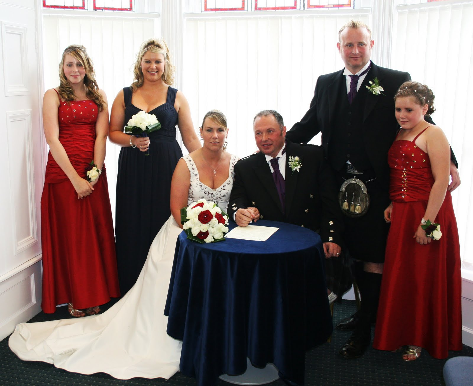 Wedding Vows For Colin And Nicola