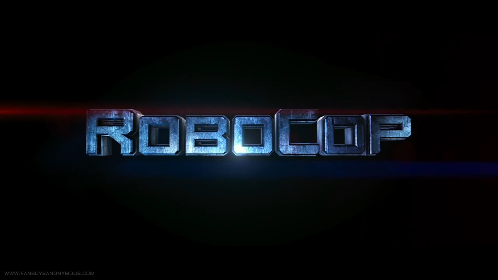 Picture of Logo RoboCop 2014 Film title screen shot