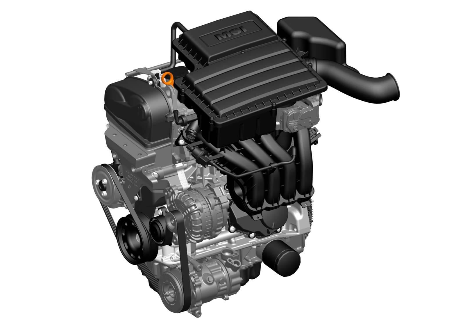 Nova Saveiro 2015 - motor 1.6 16V
