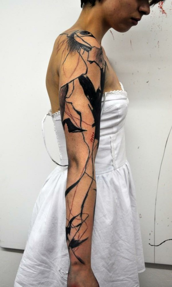 Triba+tattoo+abstract+tattoojpg