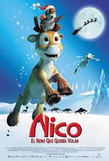 Nico, el reno que quería volar (2008) Online