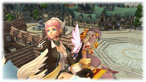 Ragnarok Online 2 Flying Service
