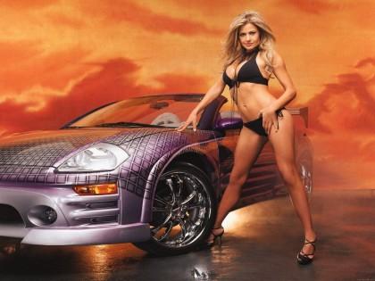 Fast Cool Cars Pretty Girls