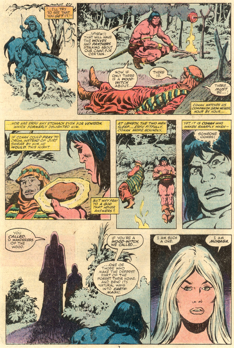 Conan the Barbarian (1970) Issue #113 #125 - English 6