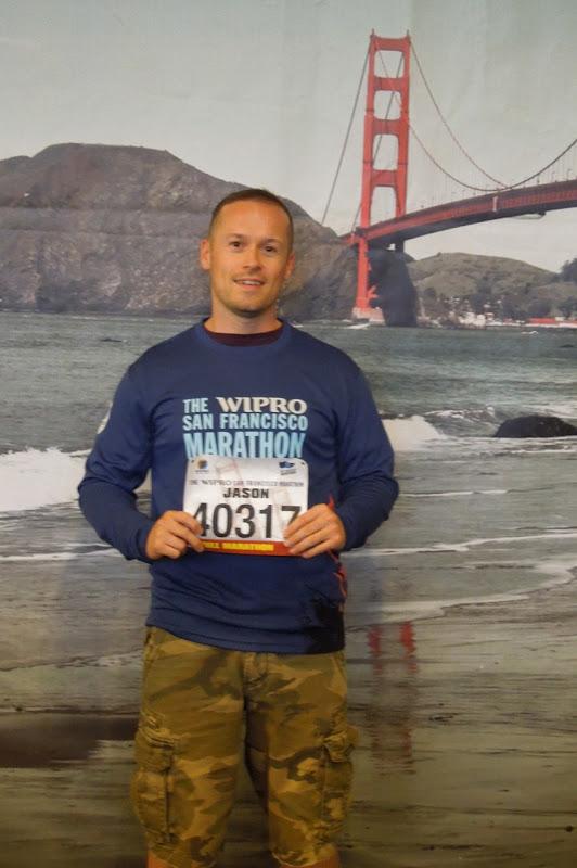 Jason San Francisco Marathon Expo 2012