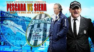 Prediksi Pertandingan Pescara Vs Siena April 2013