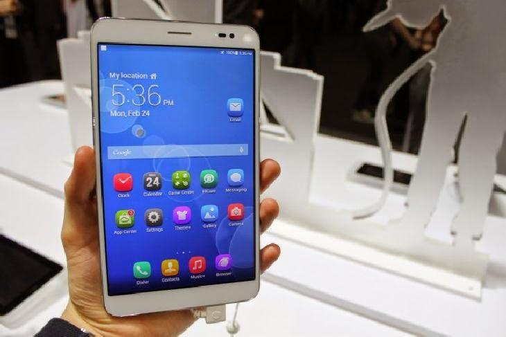 Bolt Super 4G LTE Huawei MediaPad X1 7.0