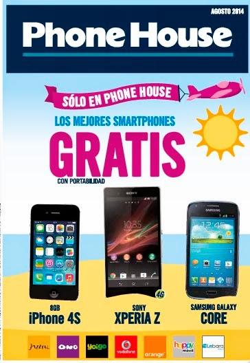 Catálogo Phone House - AGOSTO 2014