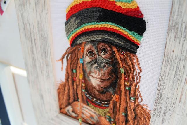 RTO обезьяна