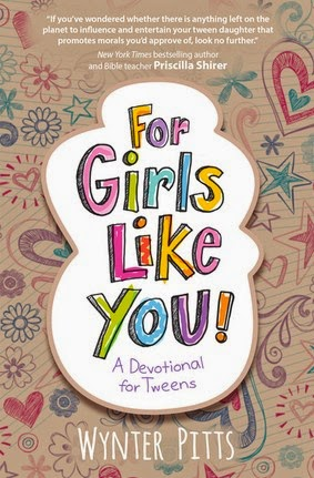 Book review of For Girls Like You by Wynter Pitts (Harvest House) by papertapepins