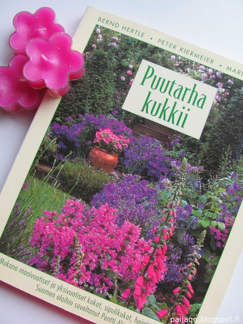arvonta: puutarha kukkii