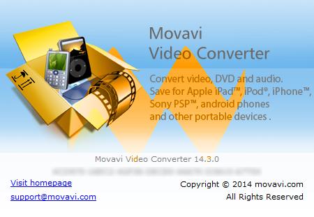 Movavi Video Converter 14.3 Full Crack